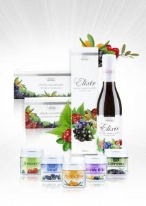 kaikki_tuotteet_pakkaukset Arctic Nutritions
